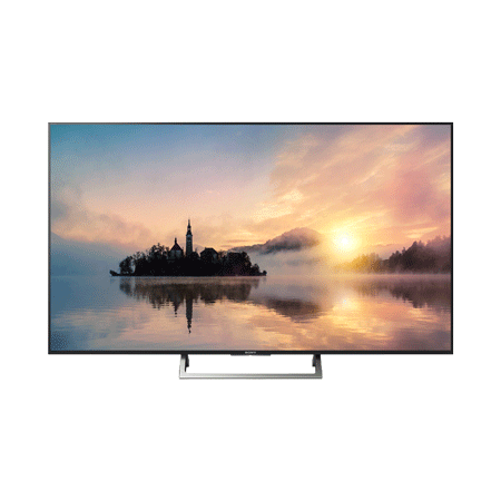 SONY KD65XE7002BU, 65 Ultra HD Smart 4K LED TV with Motionflow XR 100 Hz Freeview HD & Built-in Wi-Fi & Black Bezel