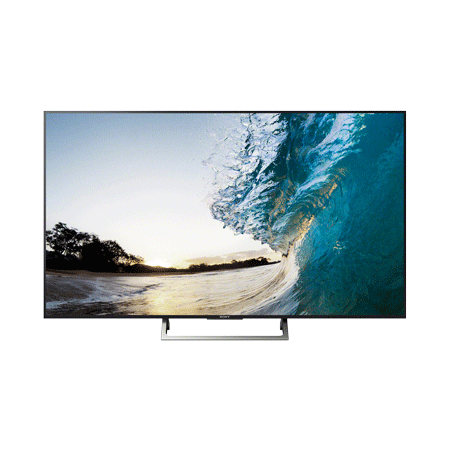 SONY KD65XE8596BU, 65 Ultra HD Smart 4K LED TV with Motionflow XR 1000 Hz Freeview HD & Built-in Wi-Fi in Black
