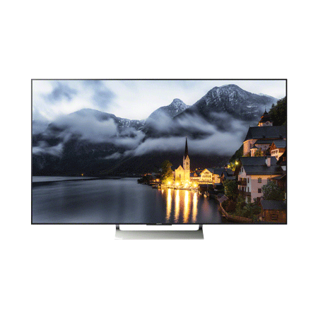 SONY KD65XE9005BU, 65 Ultra HD Smart 4K LED TV with Motionflow XR 1000 Hz Freeview HD & Built-in Wi-Fi
