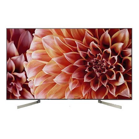 SONY KD65XF9005BU, 65 inchSmart Android 4K HDR Premium LED TV with Youview and Built-in Wi-Fi