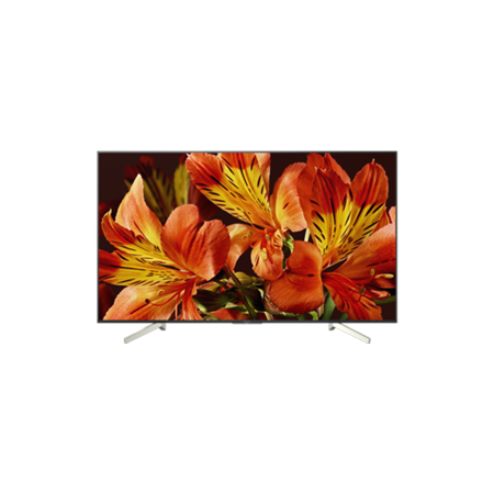 SONY KD85XF8596BU, 85 inch Smart Android 4K HDR LED TV with Youview and Built-in Wi-Fi