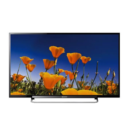 SONY KDL40R473ABU, 40 Full HD LED TV with Clear Resolution Enhancer, Motionflow XR 100Hz, and Direct LED backlighting.Ex-Display
