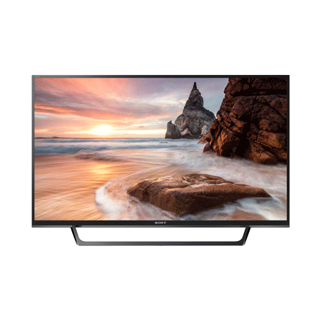 SONY KDL40RE453BU, 40 Full HD LED TV with Motionflow XR 400 Hz & Freeview