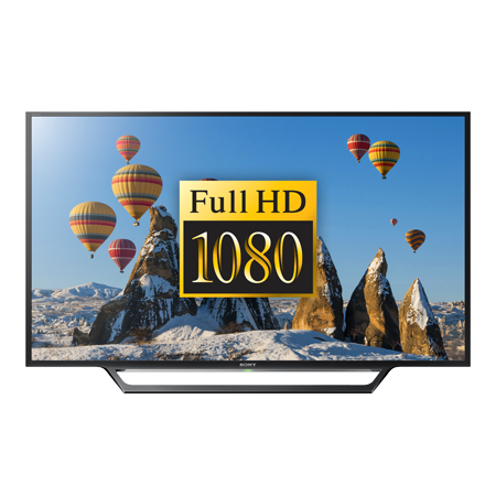 SONY KDL40WD653BU, 40 Full HD 1080p Smart TV with Freeview HD and Built-in Wi-Fi