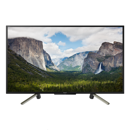SONY KDL43WF663BU, 43 Smart LED Full HD HDR TV with Freeview Play