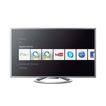 sony tv 1080p. sony kdl55w807asu, 55 full hd 1080p smart 3d led tv with x-reality pro and one-touch sony tv