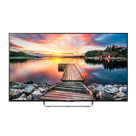 SONY KDL75W855CBU, 75 Full HD 1080p Smart 3D Android TV with Youview, Freeview HD and Built-in Wi-Fi