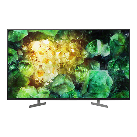 SONY KE55XH8196BU, 55 inch Ultra HD 4K Smart Bravia LED TV with Freeview