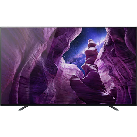 SONY KE65A8BU, 65 inch Ultra HD 4K Smart Bravia OLED TV with Freeview