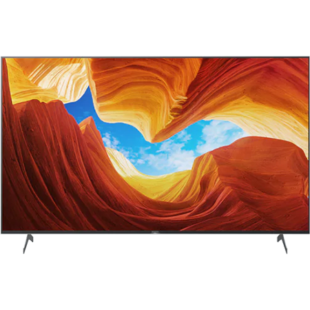 SONY KE75XH9005BU, 75 inch Ultra HD 4K Smart Bravia LED TV with Freeview