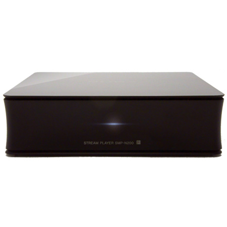 SONY SMPN200B, Network media and internet streamer with Built in Wi-Fi