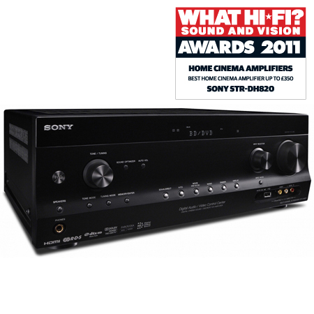SONY STRDH820, 7.1ch Home Cinema AV Receiver