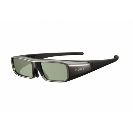 SONY TDGBR100B, 3D Active Shutter Glasses for Full HD 3D BRAVIA TVs