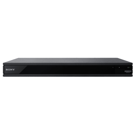 SONY UBPX800B, Smart 4K Ultra HD Blu Ray Player