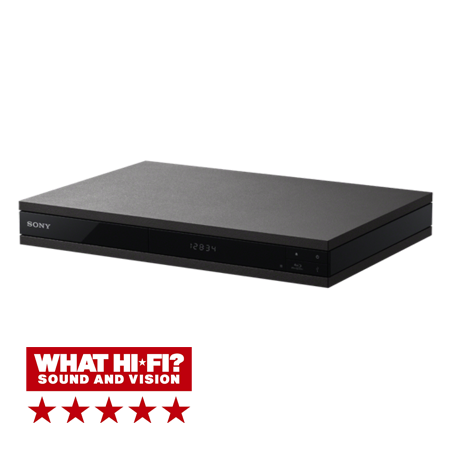 SONY UHPH1B, Smart 3D Blu Ray Player with 4K Ultra HD Upscaling & Built-in Wi-Fi