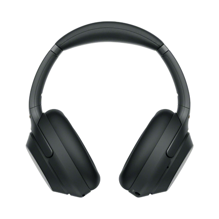 SONY WH1000XM3B, Over Ear Wireless Noise Cancelling Headphones Black