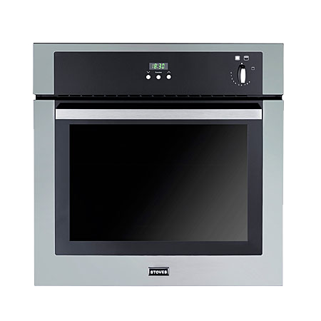 STOVES SGB600PSSST, Single Gas Oven, Stainless Steel