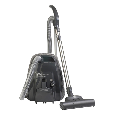 Sebo 91667GB, Cylinder Vacuum Cleaner GreyStainless Steel