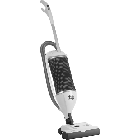 Sebo 9849GB, Upright Vacuum Cleaner WhiteSilver