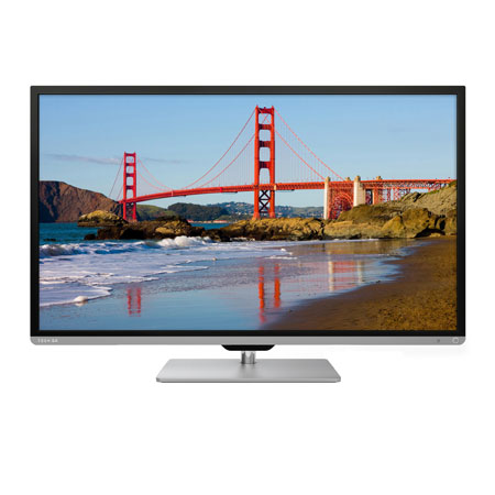TOSHIBA 50L7355DB, 50 Full HD 1080P Smart 3D LED TV with Built-in Wi-Fi & DLNA