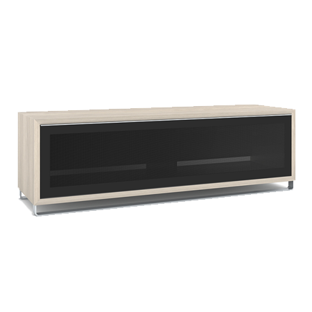 TTAP Exclusive 1600mm Hickory, Cabinet Stand with High gloss panels with glass exterior