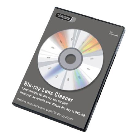 Vivanco DC2, Lens Cleaner for Blu Ray & HD DVD