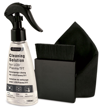 Vivanco FS1, Flat Screen Cleaning System