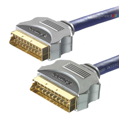 Vivanco SISS1103, Scart to Scart Connection (3.0m)