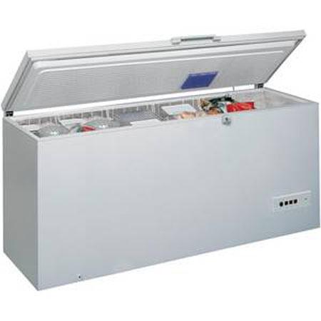 Freezer whirlpool