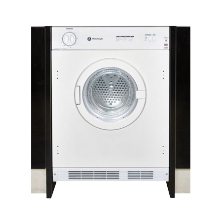 White Knight C4317AW, Integrated 7kg Vented Dryer