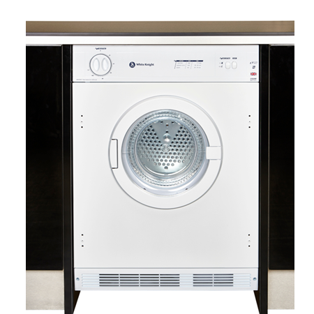 White Knight C43AW, Integrated 6Kg Tumble Dryer