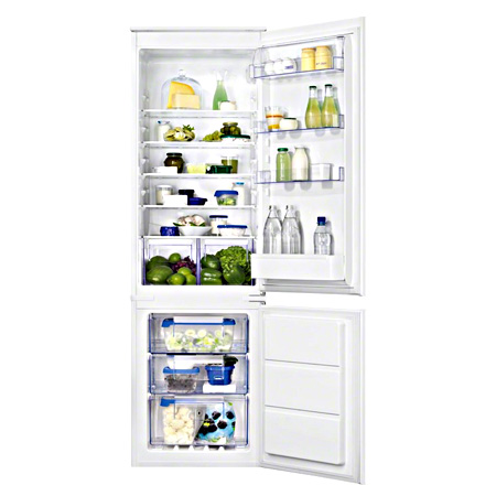 Zanussi ZBB28651SA, Integrated Fridge Freezer with A+ Energy Rating
