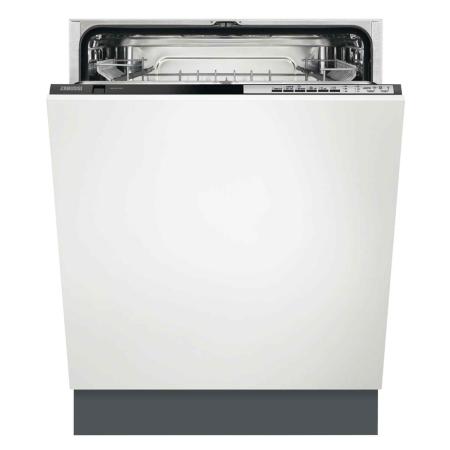 Zanussi ZDT24003FA, Built-In 81.8x59.6x55.5 Dishwasher White