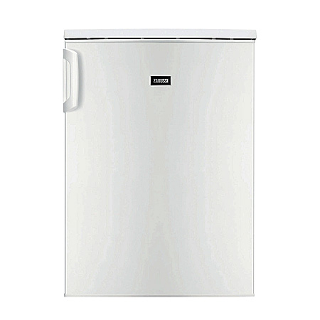 Zanussi ZRG16605WA, Freestanding 55cm Under Counter Fridge with 155 Litre Capacity & Auto Defrost