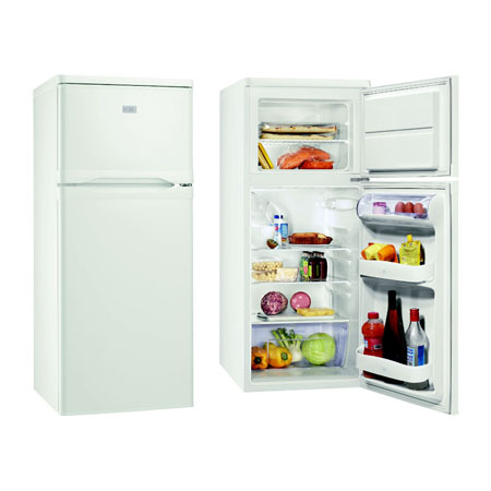 Fridge freezer zanussi