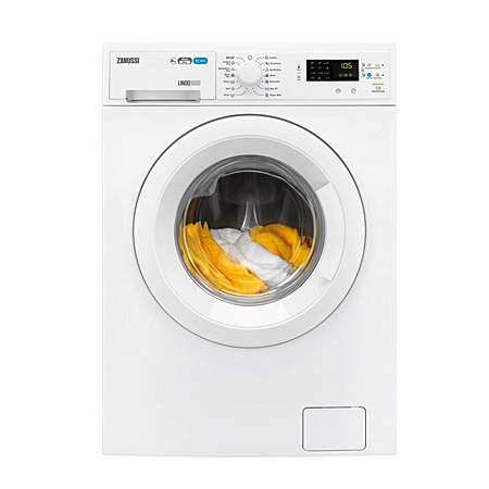 Zanussi ZWD81463W, Freestanding 8kg Washer / 4kg Dryer White with 1400RPM Spin Speed
