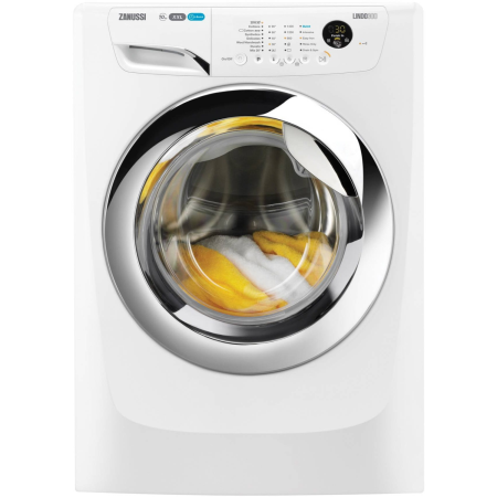 Zanussi ZWF01483WH, Freestanding 10kg 1400rpm Washing Machine