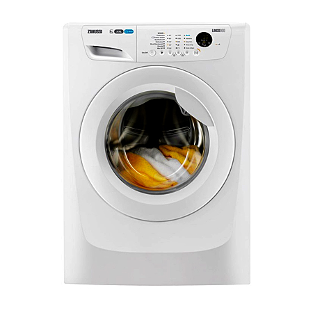 Zanussi ZWF91283W, 9kg 1200rpm Washing Machine with A+++ Energy Rating - White