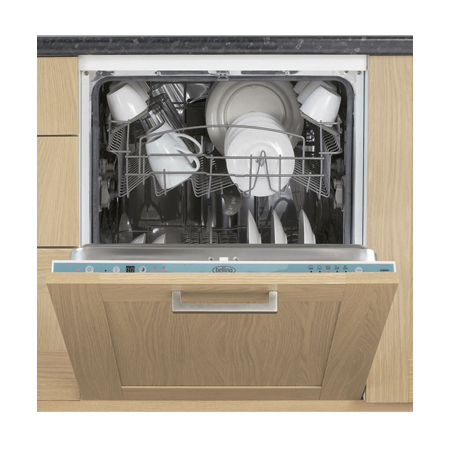 belling IDW604MK2, MK2 Full-size Integrated Dishwasher with A+ Energy Rating