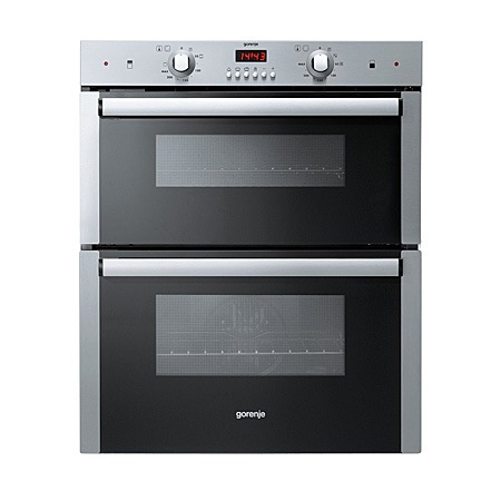 gorenje BDU2116AX, Fan Assisted Built-In Double Oven Stainless Steel