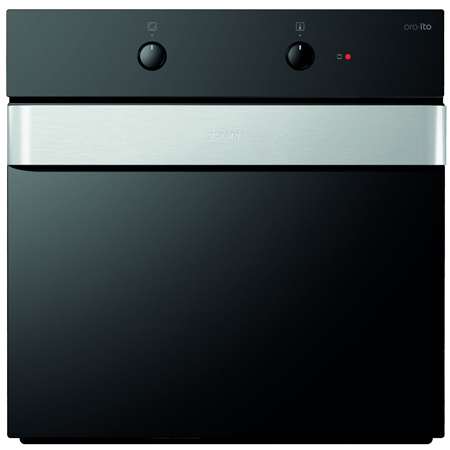 gorenje BO71ORAX, Ora Ito Multifunction Electric Single Oven Black/Silver