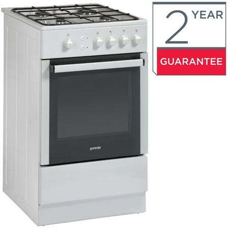 gorenje GI52108AW, Freestanding Gas Cooker