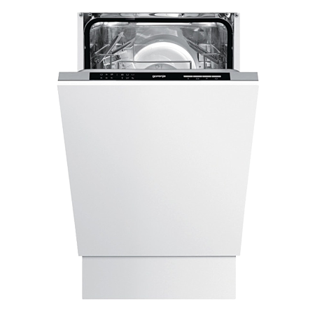 gorenje GV51214, Integrated Dishwasher with 9 Place Settings and  A+ Energy Rating