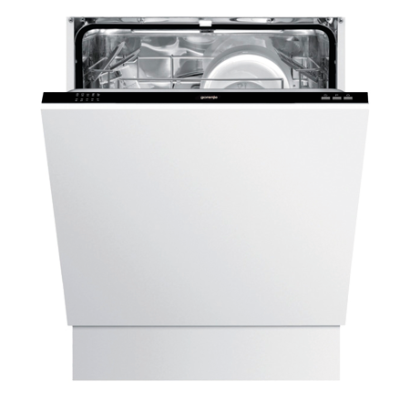 gorenje GV61010UK, Built-In 60 cm Dishwasher with 12 Place Settings with A++ Energy Rating
