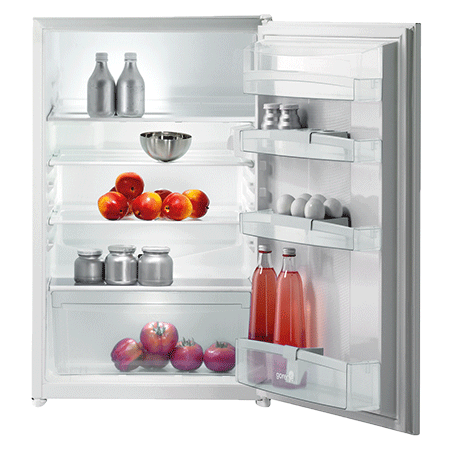 gorenje RI4091AW, Built-In Larder Fridge