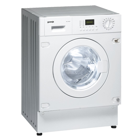 gorenje WI73140, Integrated 7kg 1400rpm Washing Machine- A+ Energy Rating