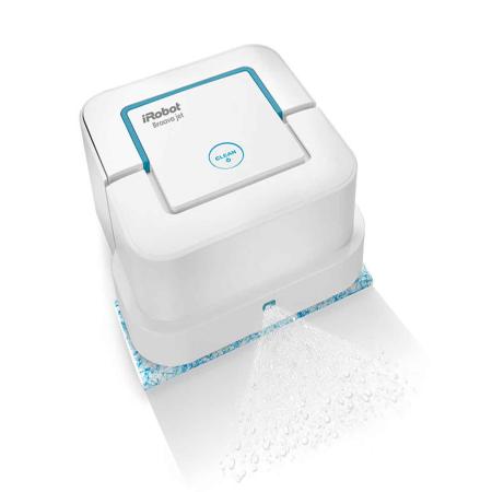 iRobot BRAAVA240JET, Vacuum Cleaner White