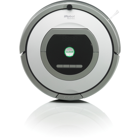 iRobot ROOMBA776P, Robotic Vacuum Cleaner BlackGrey.Ex-Display Model