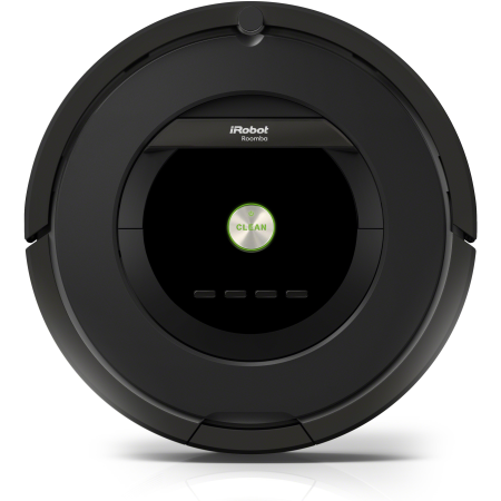 iRobot ROOMBA875, Robotic Vacuum Cleaner Black