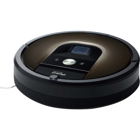 iRobot ROOMBA980, Robotic Vacuum Cleaner Black